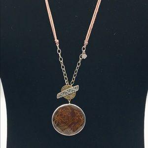 Silpada N2230 Sterling Reversible Necklace